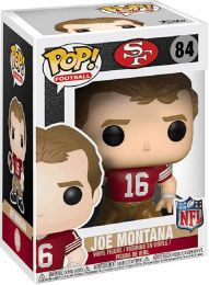 Figurine Funko Pop NFL #84 Joe Montana