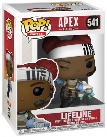 Figurine Funko Pop Apex Legends #541 Lifeline