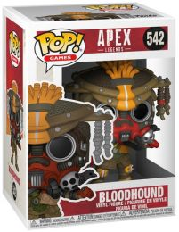 Figurine Funko Pop Apex Legends #542 Bloodhound