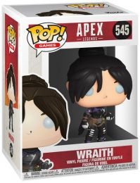 Figurine Funko Pop Apex Legends #545 Wraith