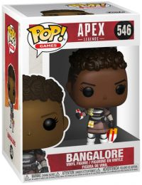 Figurine Funko Pop Apex Legends #546 Bangalore