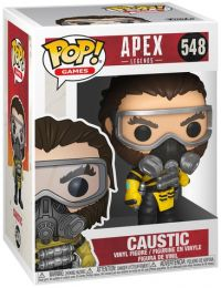 Figurine Funko Pop Apex Legends #548 Caustic