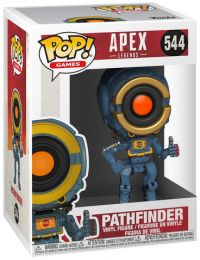 Figurine Funko Pop Apex Legends #544 Pathfinder