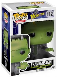 Figurine Funko Pop Universal Monsters #112 Frankenstein