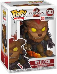 Figurine Funko Pop Guild Wars 2 #562 Rytlock