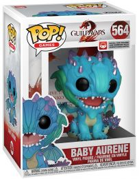 Figurine Funko Pop Guild Wars 2 #564 Bébé Aurene