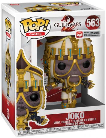 Figurine Funko Pop Guild Wars 2 #563 Joko
