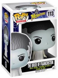 Figurine Funko Pop Universal Monsters #113 La Fiancée de Frankenstein