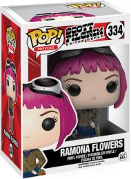 Figurine Funko Pop Scott Pilgrim #334 Ramona Flowers