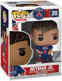 Figurine Funko Pop Premier League #20 Neymar Jr. - PSG