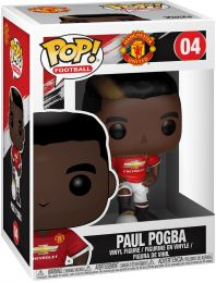 Figurine Funko Pop FIFA #4 Paul Pogba