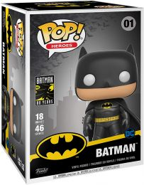 Figurine Funko Pop Batman [DC] #1 Batman - 50 cm