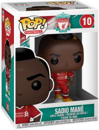 Figurine Funko Pop Premier League #10 Sadio Mane