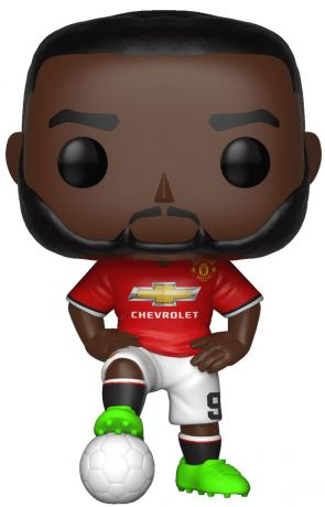 Figurine Funko Pop Premier League #02 Romelu Lukaku