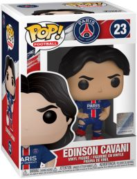 Figurine Funko Pop Premier League #23 Edinson Cavani - PSG