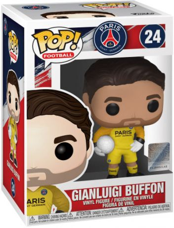 Figurine Funko Pop Premier League #24 Gianluigi Buffon - PSG
