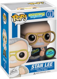 Figurine Funko Pop Stan Lee #1 Stan Lee Excelsior