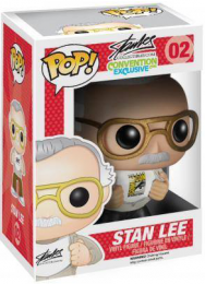 Figurine Funko Pop Stan Lee #2 Stan Lee SDCC