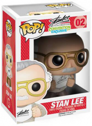 Figurine Funko Pop Stan Lee #2 Stan Lee
