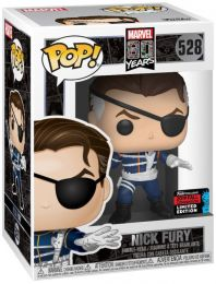 Figurine Funko Pop Marvel 80 ans #528 Nick Fury