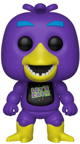 Figurine Funko Pop Five Nights at Freddy's #379 Chica le Poulet
