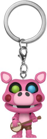 Figurine Funko Pop Five Nights at Freddy's #00 Pigpatch - Porte-clés