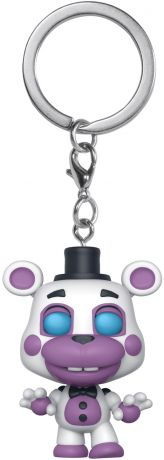 Figurine Funko Pop Five Nights at Freddy's #00 Helpy - Porte-clés