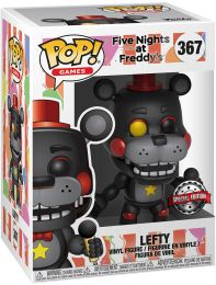 Figurine Funko Pop Five Nights at Freddy's #367 Lefty