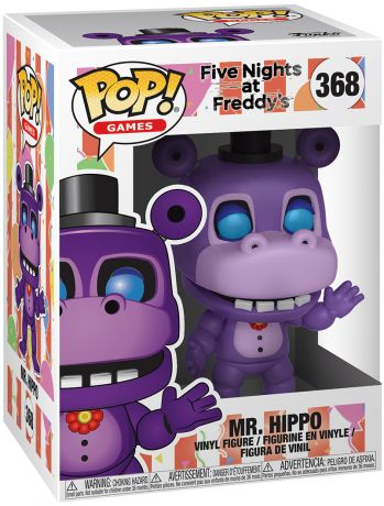 Figurine Funko Pop Five Nights at Freddy's #368 M. Hippo