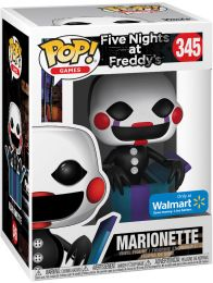 Figurine Funko Pop Five Nights at Freddy's #345 Marionette