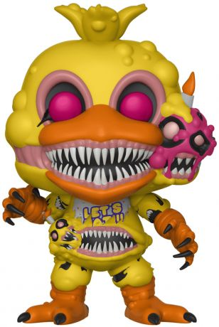 Figurine Funko Pop Five Nights at Freddy's #19 Chica le Poulet Abîmé