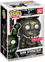 Figurine Funko Pop Five Nights at Freddy's #242 Springtrap
