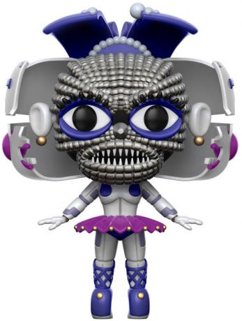 Figurine Funko Pop Five Nights at Freddy's #227 Ballora Jumpscare [Chase]