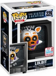 Figurine Funko Pop Five Nights at Freddy's #229 Lolbit