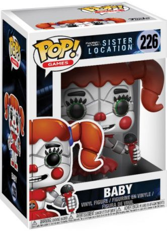 Figurine Funko Pop Five Nights at Freddy's #226 Baby