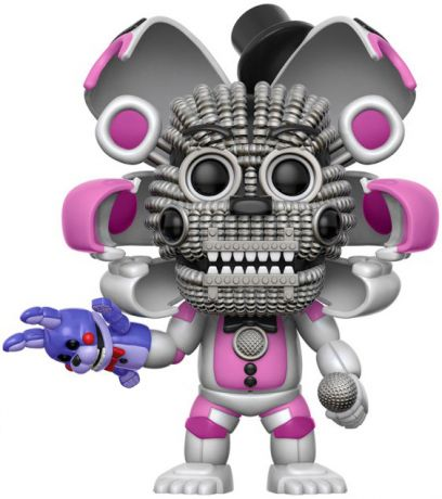 Figurine Funko Pop Five Nights at Freddy's #225 Freddy Fazbear Jumpscare [Chase]