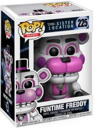 Figurine Funko Pop Five Nights at Freddy's #225 Freddy Fazbear Moment de Fun