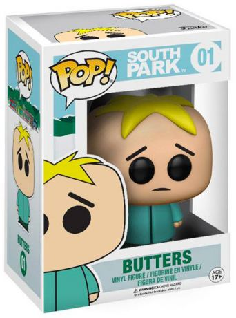 Figurine Funko Pop South Park #01 Butters