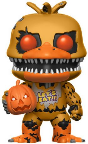 Figurine Funko Pop Five Nights at Freddy's #206 Jack-O-Chica