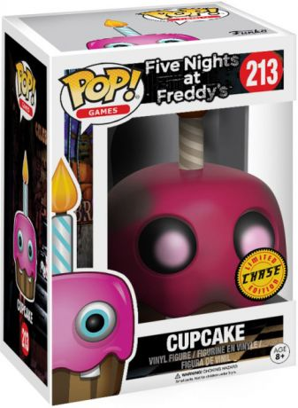 Figurine Funko Pop Five Nights at Freddy's #213 Cupcake [Chase]