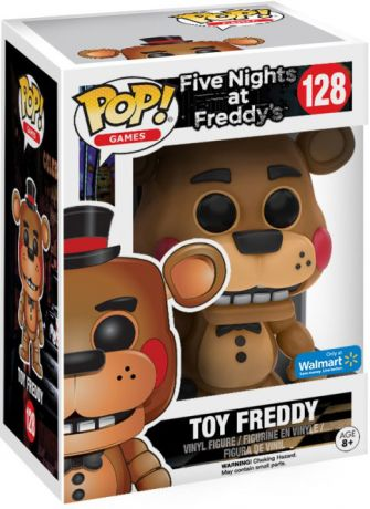 Figurine Funko Pop Five Nights at Freddy's #128 Freddy l'Ours