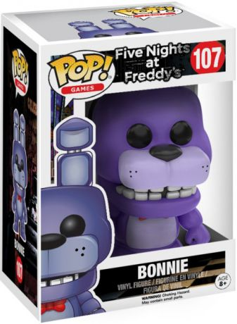 Figurine Funko Pop Five Nights at Freddy's #107 Bonnie le Lapin