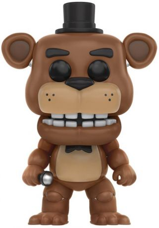 Figurine Funko Pop Five Nights at Freddy's #106 Freddy l'Ours