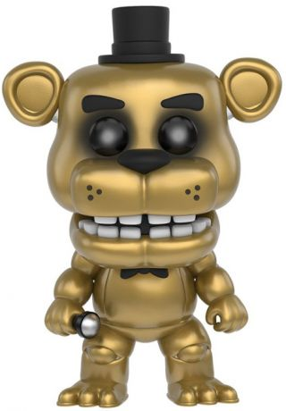 Figurine Funko Pop Five Nights at Freddy's #119 Freddy l'Ours