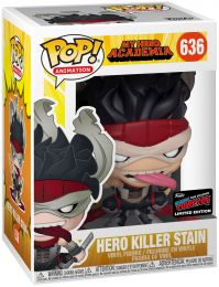 Figurine Funko Pop My Hero Academia #636 Hero Killer Stain