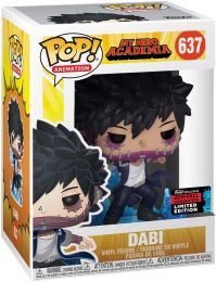 Figurine Funko Pop My Hero Academia #637 Dabi