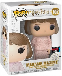 Figurine Funko Pop Harry Potter #102 Madame Maxime - 15 cm