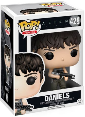 Figurine Funko Pop Alien #429 Daniels