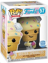 Figurine Funko Pop Fantastik Plastik #57 Mr Sprinkles