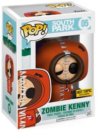Figurine Funko Pop South Park #5 Zombie Kenny